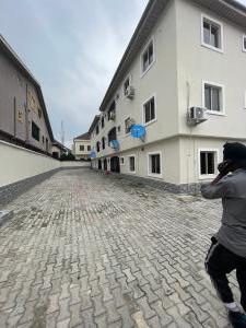 1 bedroom mini flat  Flat / Apartment for rent Green Ville Estate Agungi Lekki Lagos