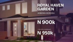 Residential Land Land for sale Royal Haven Garden Agbowa; Isawo Ikorodu Lagos
