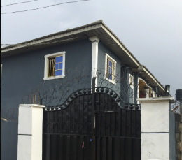 2 bedroom Flat / Apartment for rent At Peanut Road, Off Sapele Road, Benin City Central Edo