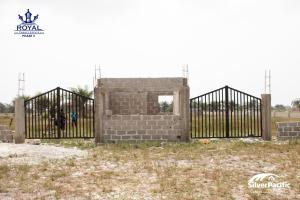Residential Land Land for sale Royal County Estate Phase 3, 4 Minutes From Lacampagne Tropicana LaCampaigne Tropicana Ibeju-Lekki Lagos