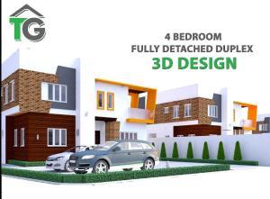 4 bedroom Detached Duplex House for sale Idu Abuja