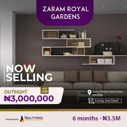 Land for sale Azara Onitsha-Owerri Road Owerri Imo