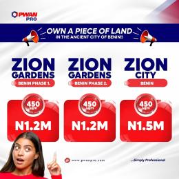 Mixed   Use Land Land for sale Eghobaye Community Off Sapele Road 5min Drive To Benson Idahosa Benin City Central Edo