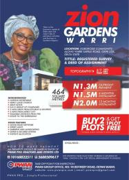 Mixed   Use Land for sale Warri Delta