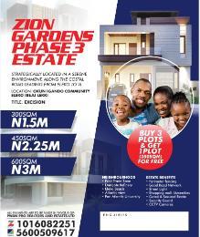 Mixed   Use Land Land for sale Okun Igando Community Eleko Ibeju-Lekki Lagos