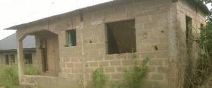 2 bedroom Detached Bungalow House for sale Olowotedo Bus Stop, Asese, After Ibafo Obafemi Owode Ogun