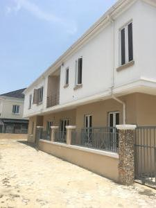 4 bedroom Semi Detached Duplex House for rent Orchid road Lekki Phase 2 Lekki Lagos