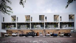 4 bedroom Semi Detached Duplex House for sale Majek Sangotedo Lagos